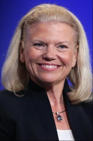 Ginni Rometty, CEO of IBM #women #tech #leadership