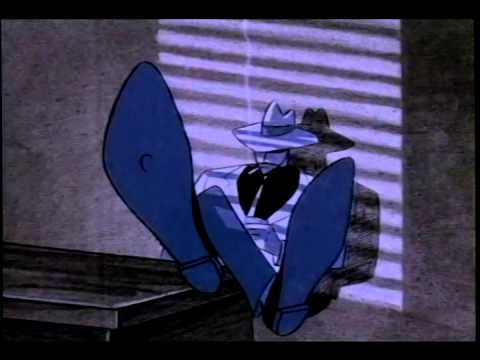 """Duck Soup Produckions - """"Gangster"""" Animated by John Howley"""