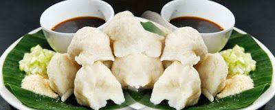 RECIPE PEMPEK FROM WEST SUMATRA ! yummy