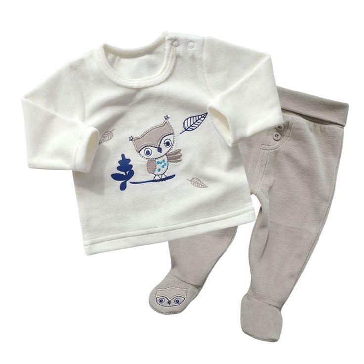 Корейский детская одежда для мальчиков и девочек с длинными рукавами пиджака новорожденного ребенка костюм детская одежда 2014 новый детский зиму -tmall.com Lynx