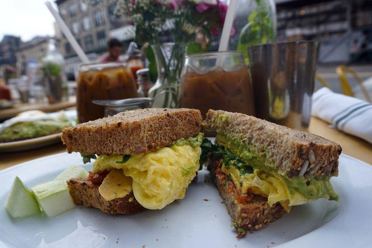 5 lovely breakfast places in New York // 5 skønne morgenmadssteder i New York - The Butcher's Daughter