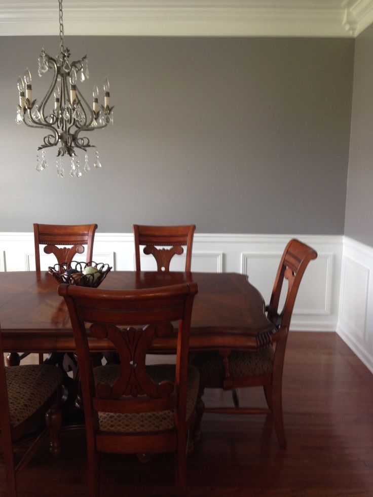 Dining Room Paint Ideas Pinterest: Sherwin Williams 7673 Pewter Cast