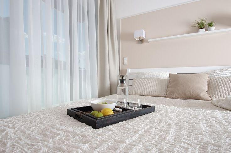 bedroom, flat, decoration