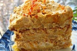 Tort egiptean cu alune - Culinar.ro