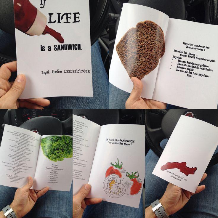 Life is a Sandwich #art #artist #instalation #mixmedia #artcatalogue