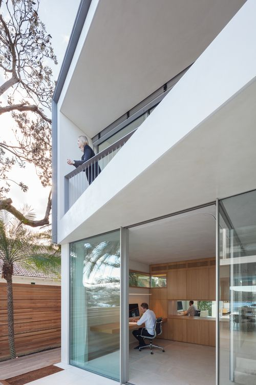 A&M houses/MARSTON ARCHITECTS – casalibrary
