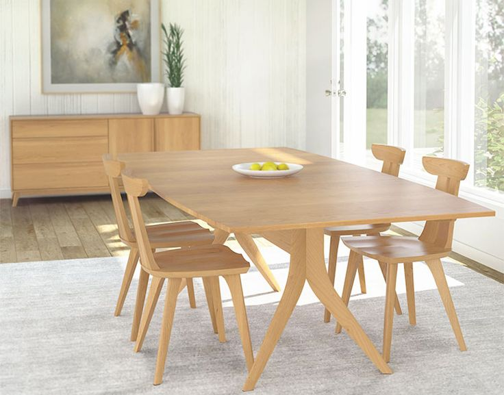 Copeland Furniture Catalina Extendable Dining Table When Extended