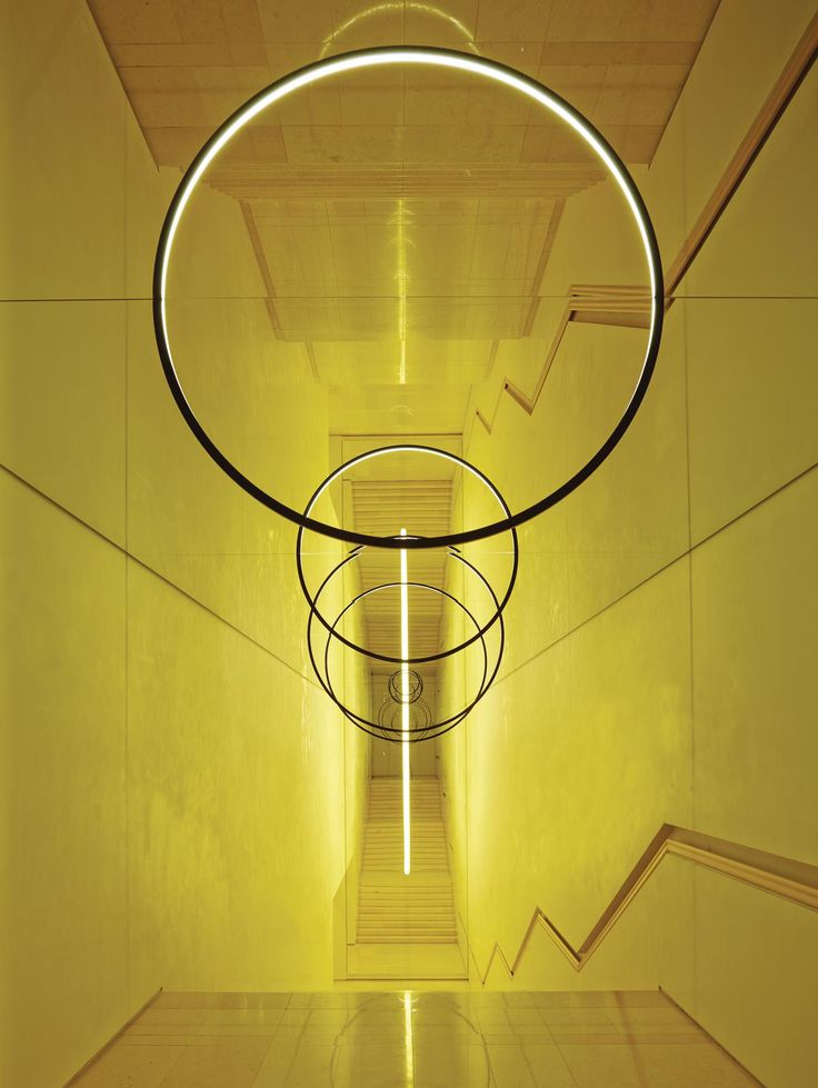 gravity stairs / olafur eliasson / photo by hyunsoo kim, courtesy of leeum, samsung museum of art