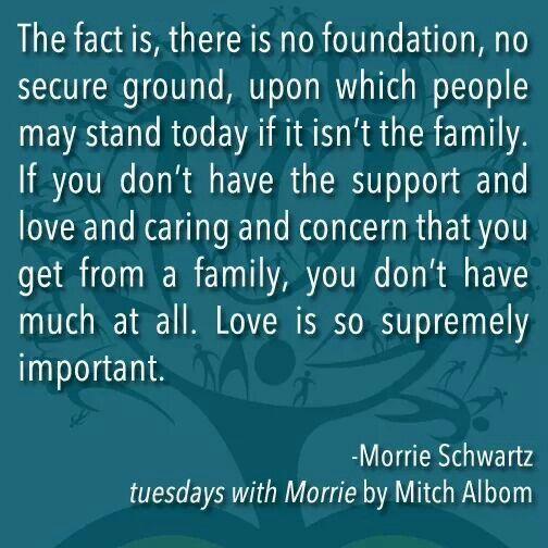 morrie schwartz and mitch albom relationship help