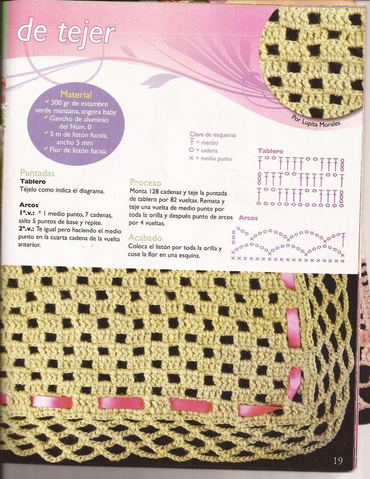 10 best Colcha de flor images on Pinterest | Bedspreads, Crochet ...