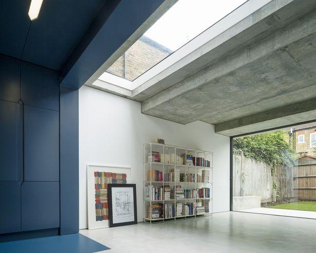 Slab House | Bureau de Change; Photo: Ben Blossom | Archinect