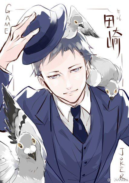Tazaki   Joker Game