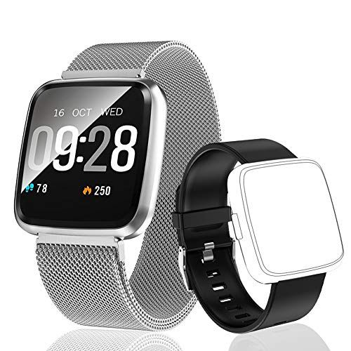 PUBU Fitness Tracker, Activity Tracker with Heart Rate