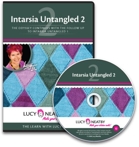 Intarsia Untangled 2 Now that you enjoy intarsia, here are some sophisticated skills to help you tackle special situations.