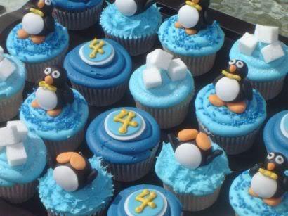 So many cute cupcake ideas!