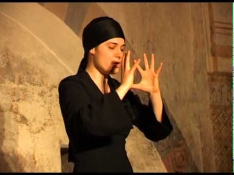 She can sing different notes and tones simultaneously!  Natascha Nikeprelevic ENCORE Overtone Aria: Towards the Light