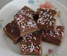 Recipe Chocolate fudge biscuits (no bake) by Wellsrob - Recipe of category Baking - sweet