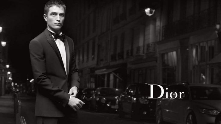 Robert Pattinson Gives Off Major Edward Cullen Vibes for Dior Homme   Pret-a-Reporter