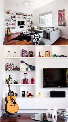 8 TV Wall Design Ideas For Your Living Room Part 81