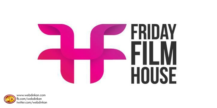 The logo for Friday Film House (Movie Production Company).
