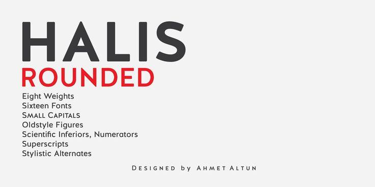 HalisRounded