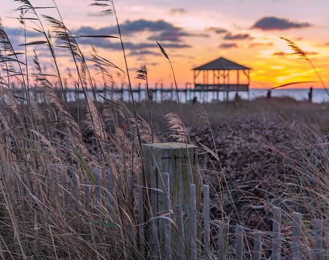 This year: Watch more sunsets than NETFLIX. 🌅 Search + Book #HatterasIsland Vacation Rentals on the Outer Banks >> outerbeaches.com | Outer Beaches Realty // #obx #outerbanks