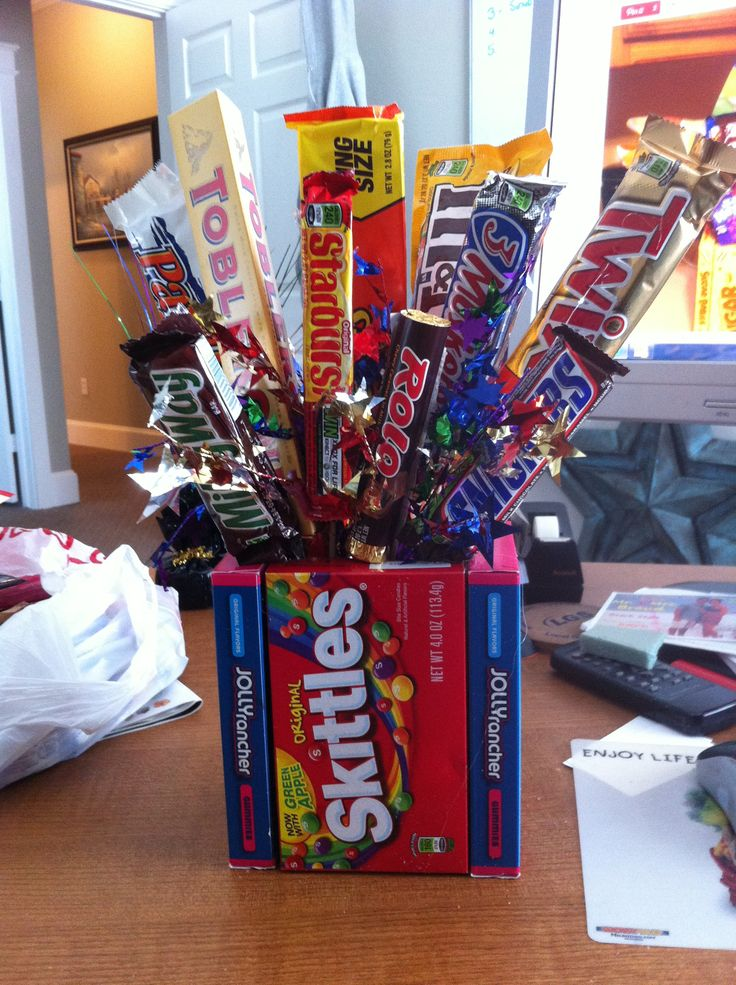 105 Best Images About Candy Bouquets On Pinterest Candy