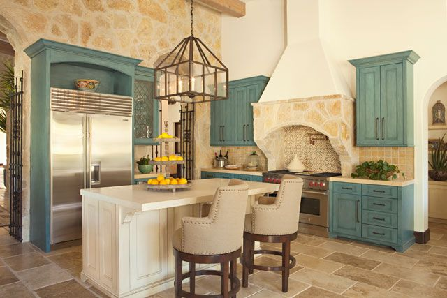 so unique!Blue Cabinets, Cabinets Colors, Dreams Kitchens, Turquoise Kitchens, Dreams House, Teal Cabinets, Turquois Cabinets, Kitchens Cabinets, Painting Cabinets