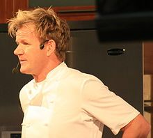 Gordon Ramsay - Renegade Scottish Chef and Restauranteur