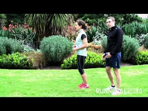 Pose Running Technique, jealousy, some new squats for you to try and a great yoga for runners video.