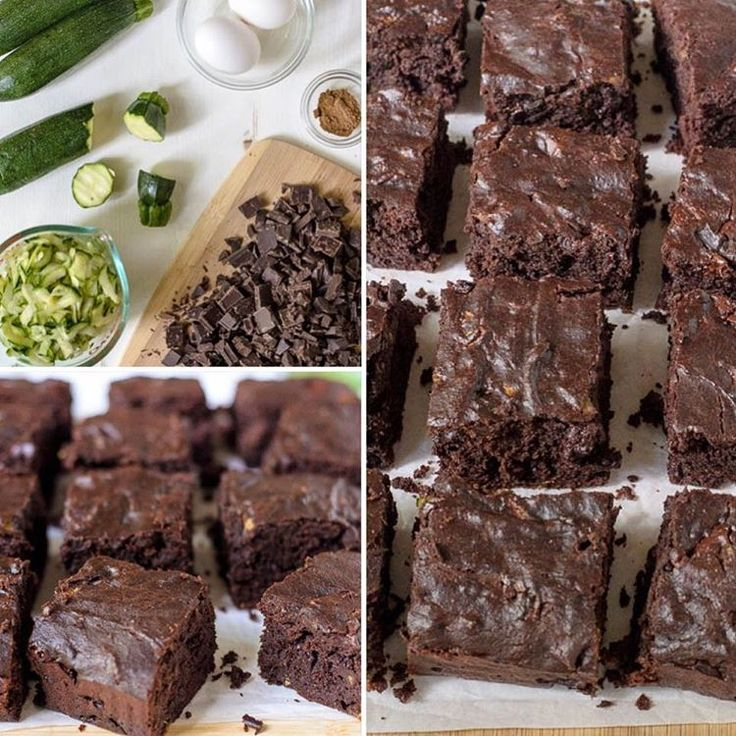 Moist dark chocolate zucchini brownies made with whole wheat flour, coconut oil, and maple syrup. So decadent, you'll never suspect they're healthy! . 2 cups zucchini, grated 1/2 cup melted and cooled coconut oil 1/2 cup pure maple syrup 2 large eggs, at room temperature 1 teaspoon vanilla extract 1…