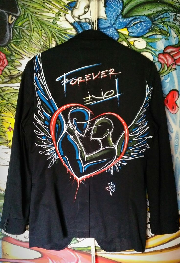 Forever Love Jacket - 2017 by Luca M