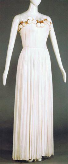 マダム・グレ イヴニング・ドレス マダム・グレの世界展 究極のエレガンス