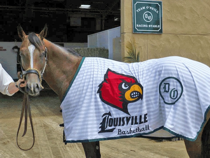 Russdiculous is a horse owned by Louisville coach Rick Pitino!