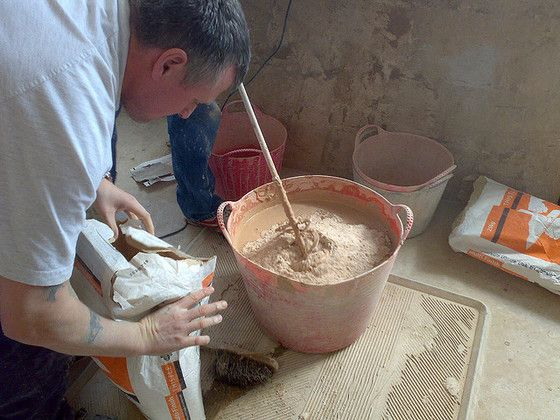 Skim Coat Plastering (over drywall) using lime and finish plaster