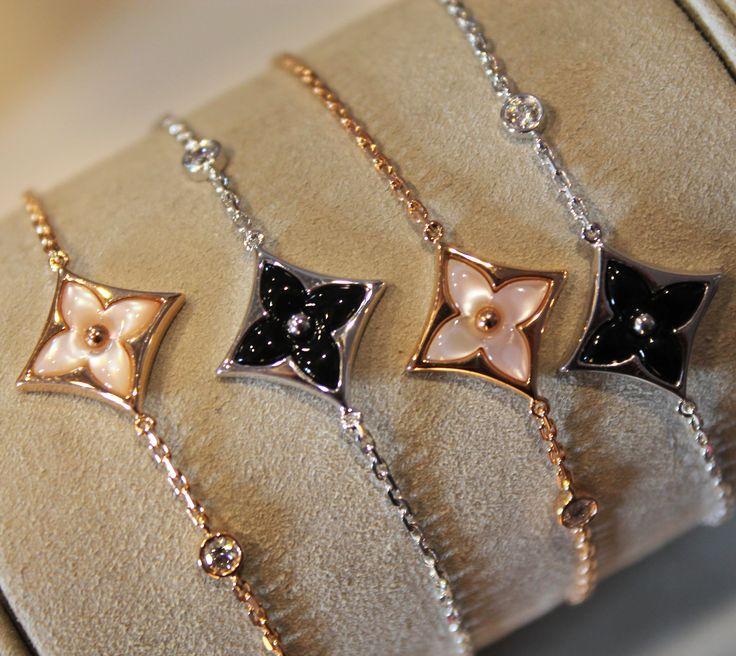 Color blossom bb star bracelet star bracelet louis