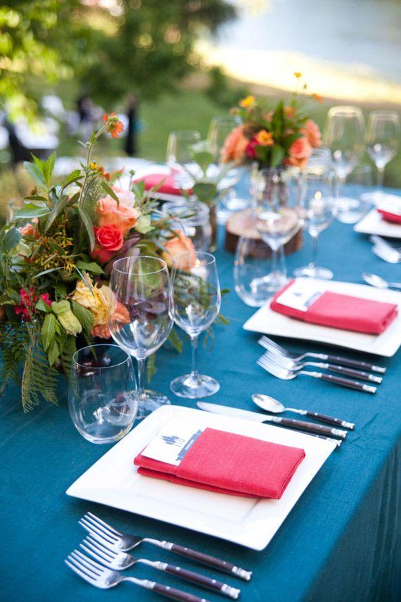 Northern California glamping wedding