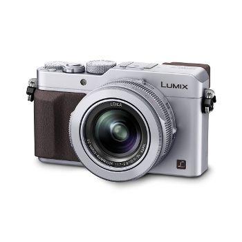 Appareil photo numérique Compact et Bridge Panasonic Lumix DMC-LX100 Silver