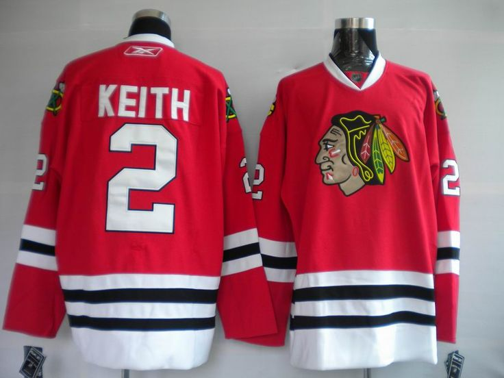 cheaper 39371 d8ded 2014 old time hockey chicago blackhawks 2 duncan keith red ...