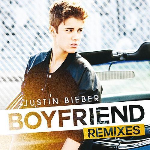 Justin Bieber: Boyfriend (Remixes) (CD Single) - 2012.