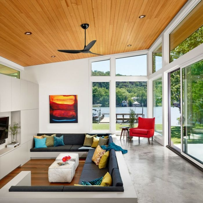 Living Room Design Examples: 59 Examples Of Modern Interior