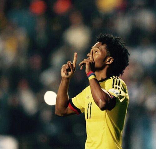 #Cuadrado en su IG: Modo selección. Vamos mi tricolor #colombia...