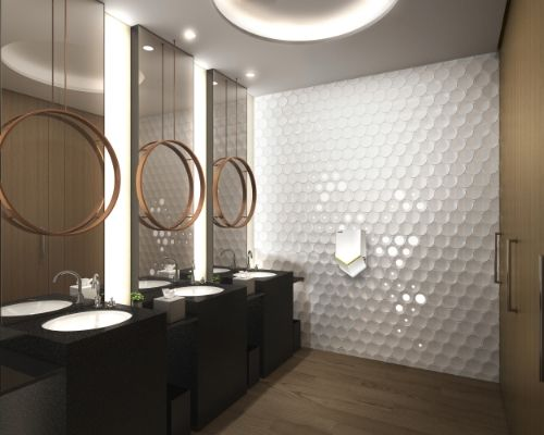 shopping mall restroom google - Restroom Ideas