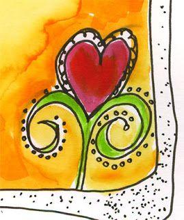 The Creative Spirit: FUN FRIDAY! - Doodle Inspiration