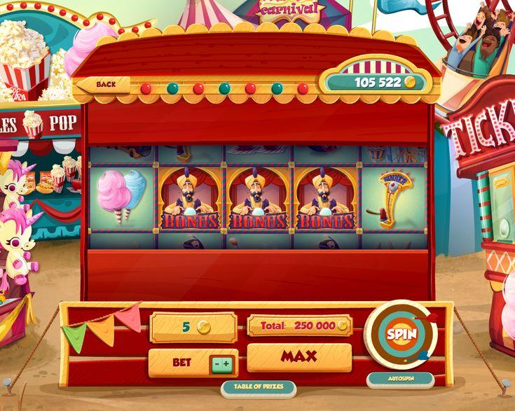 Our Billion Slots Fair on Behance