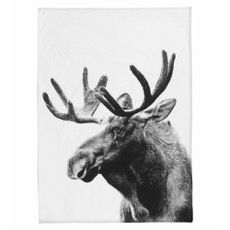 By Nord Adult Moose Bedlinen