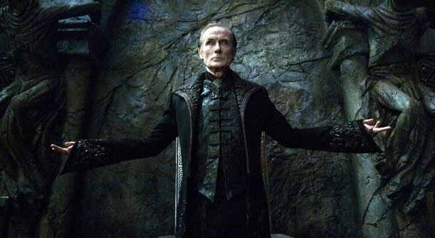 "Bill Nighy as Viktor in ""Underworld"""