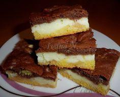 POTŘEBNÉ PŘÍSADY:  Těsto:  4 vejce 150 g cukru krupice 1 vanilkový cukr 140 g másla 200 g polohrubé mouky ½ prášku do pečiva 1 PL kakaa  Pudink:  350  ...