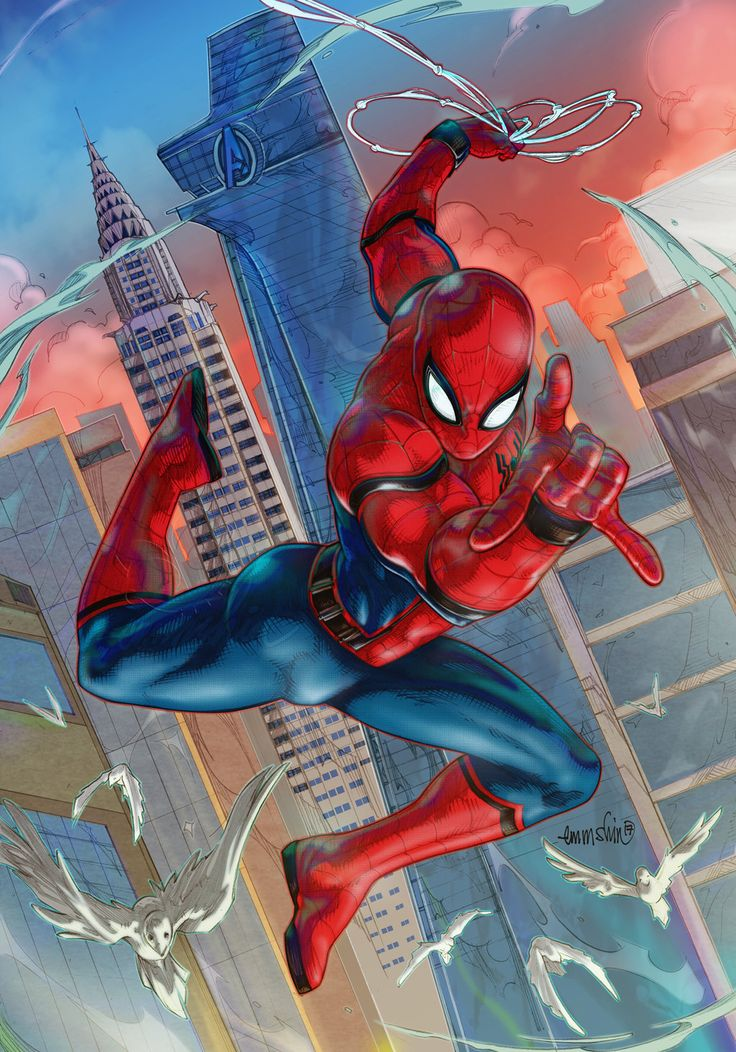 1474 Best Comic Book Art - Spider-Man Images On Pinterest -8545