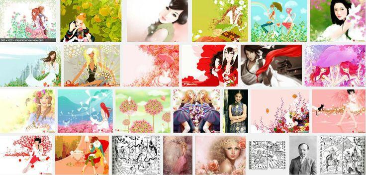 Liang Yi - szintén egy egységs képi világ